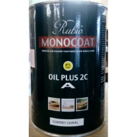 Масло Rubio Monocoat OIL PLUS 2С (A-COMPONENT) Antique Bronze (1 л)
