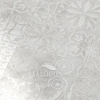 Ламинат Falquon Q006 Relief White